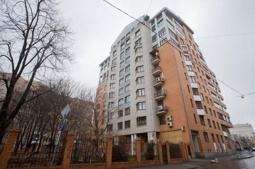 Шведский тупик, 3, — самый дорогой многоквартирный дом в России: рыночная цена 1 кв. м — $50 тыс.