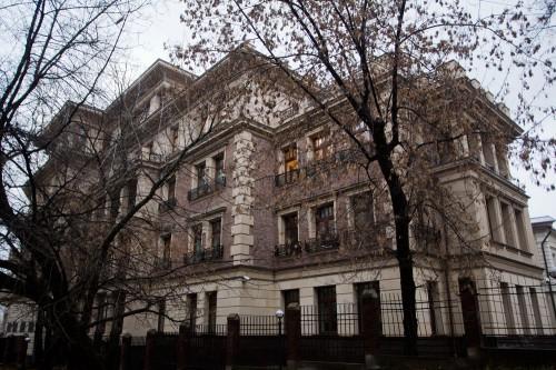Остоженка, «золотая миля»: в Зачатьевском переулке 1 кв. м идет за 1 млн рублей