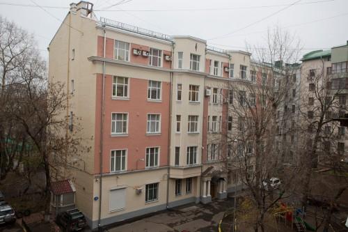Сретенка, Даев переулок, 31/2: согласно декларации, здесь живет глава ФСО генерал армии Евгений Муров