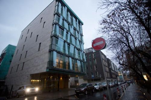 Бутиковский переулок, 3, роскошный «Купер Хаус» открыл свои двери для полпреда президента в Госдуме
