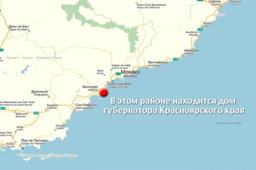Карта: сервис Яндекс.Карты. С сайта КП