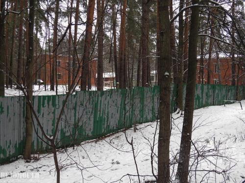 Дом на участке владельца группы ЕСН Григория Березкина выглядит скромно, зато сам участок хорош. Фото: Максим Стулов/Ведомости