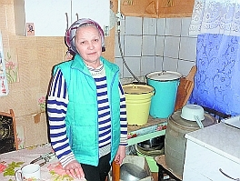 Надежда Белова, пока работала в колхозе, не заметила, как наступил капитализм. Фото Ольги Кузнецовой