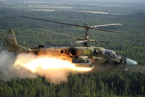 Противотанковые комплексы «Вихрь» стоят на вооружении штурмовых самолетов Су-25, а также ударных вертолетов Ка-52, катеров и патрульных кораблей. Фото с сайиа globalconflict.ru
