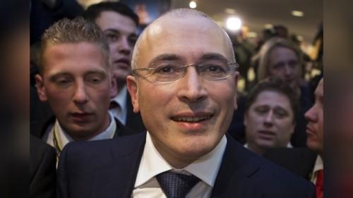 Михаил Ходорковский. Фото © AFP PHOTO / DAVID GANNON