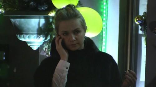 Ольга Литвинова лично встречала всех гостей на дне рождения мужа
