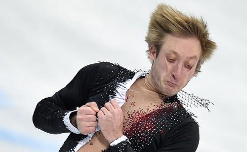 Евгений Плющенко. Фото: РИА Новости, Александр Вильф