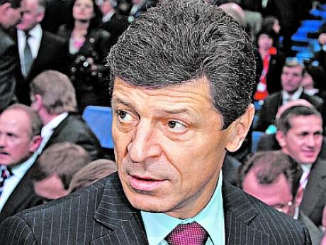 Чуть дальше – подчиненный Медведева, вице-премьер Дмитрий Козак. Андрей Струнин