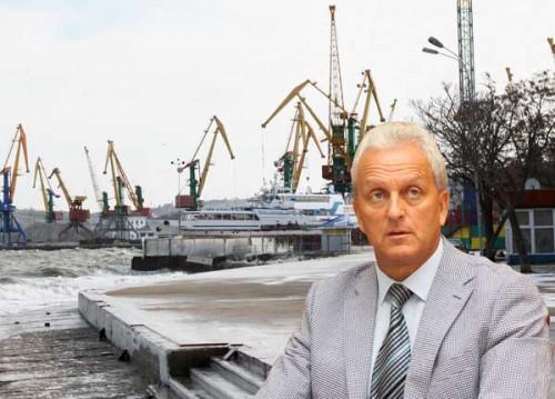 Убитый глава Феодосии Александр Бартенев
