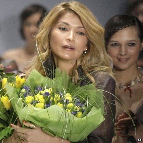 Каримова была покровительницей моды, искусств и дизайна