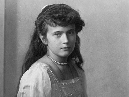Фотография княжны Анастасии. Фото: George Grantham Bain Collection, Library of Congress, Reproduction number LC-DIG-ggbain-38336