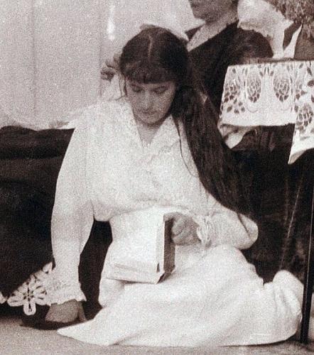 Великая княжна Анастасия. 1916 год. Фото: Beinecke Rare Book and Manuscript Library, Yale University
