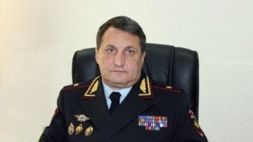 Начальник УМВД по Сахалинской области генерал Владислав Белоцерковский. Фото: mvd.ru