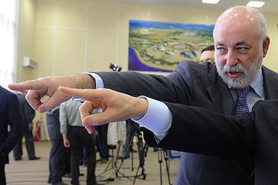 Виктор Вексельберг. Фото: ИТАР-ТАСС