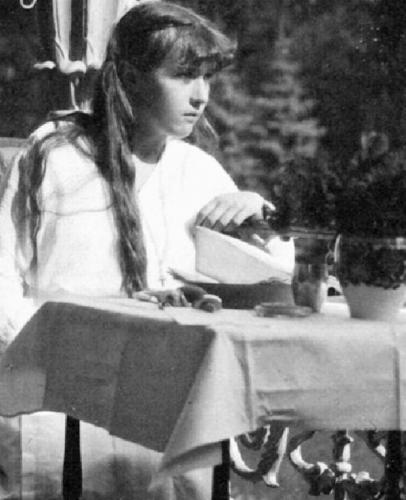 Великая княжна Анастасия. Фото: www.freewebs.com