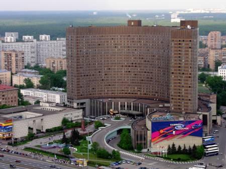 Гостиничный комплекс «Космос» Фото с сайта kratko-news.com