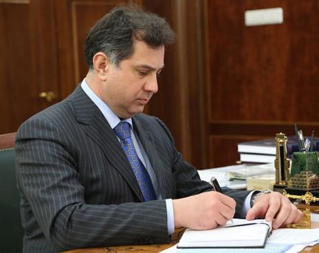 Вице-премьер правительства Ингушетии Магомед Беков