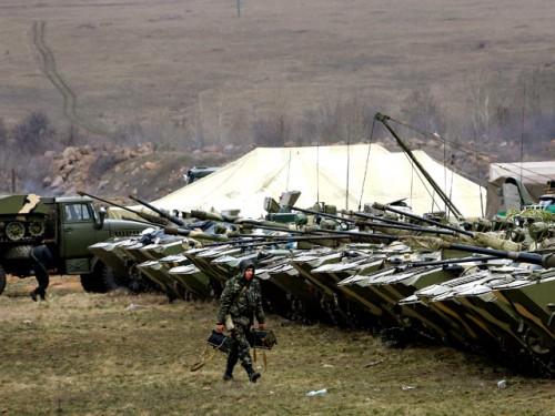Численность Вооруженных сил Украины составляет около 130 тысяч человек. Таким образом, поставленных из США сухпайков украинской армии должно хватить, при питании один раз в сутки, на два с половиной дня. Reuters