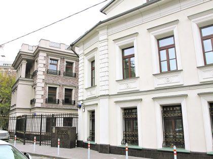2-й Зачатьевский переулок, дом 11. Фото:  Андрей Струнин