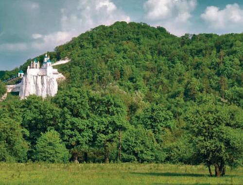 Свято-Успенская Святогорская лавра под Славянском