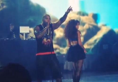 Рэпер Flo Rida приехал из Америки, чтобы выступить на свадьбе Гульнары Керимовой