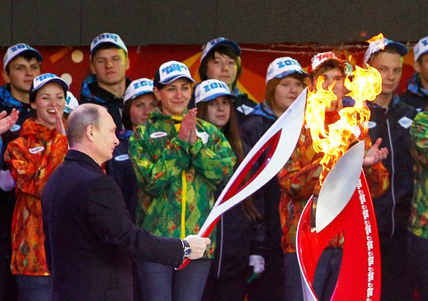 Image result for путин на олимпиаде в сочи фото
