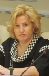 Алла Полякова. Фото с сайта mosoblduma.ru