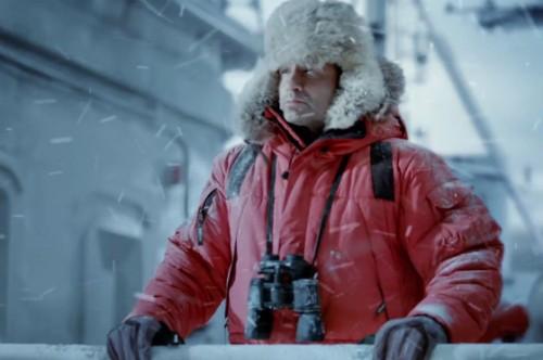 Дэвид Духовны стал полярным исследователем