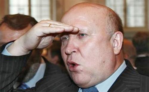 Шанцев Валерий. Фото с сайта vykza.ru