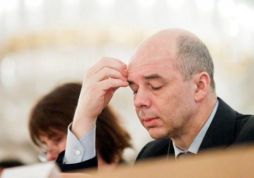 Министр финансов Антон Силуанов Фото: А. Махонин/Ведомости
