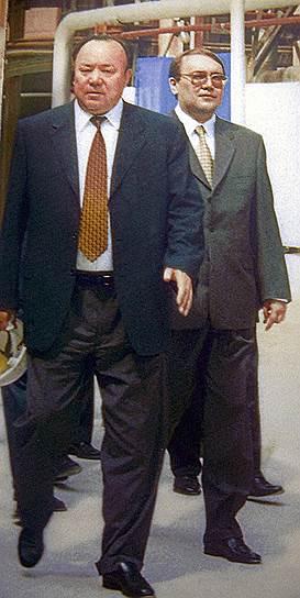 Уголовное дело против Урала Рахимова (справа) может ударить по его отцу, бывшему президенту Башкирии Муртазе Рахимову Фото: Федор Земсков, Коммерсантъ