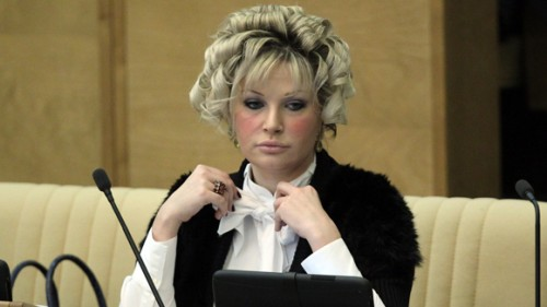 Мария Максакова-Игенбергс. Фото: ИЗВЕСТИЯ/Владимир Суворов