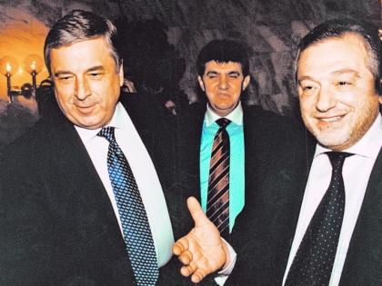 Левон Айрапетян всегда легко общался с политэлитой