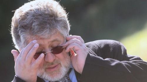 Игорь Коломойский. Фото с сайта hvylya.org
