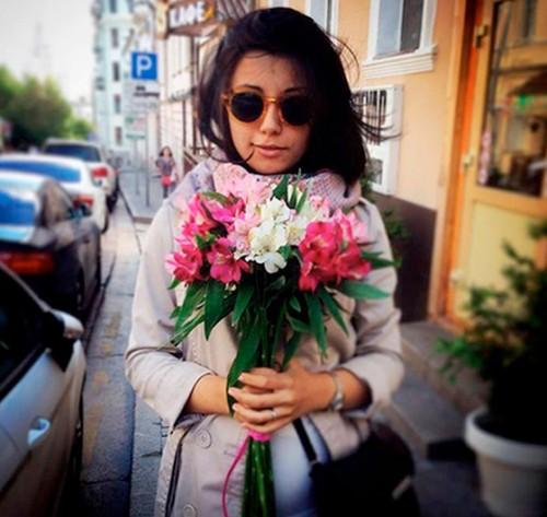 20-летняя студентка режиссерского факультета ВГИКа Нозанин Абдулвосиева