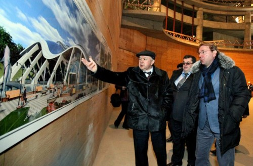 Олег Шишов (в центре). Фото: Виталий Аньков / РИА Новости