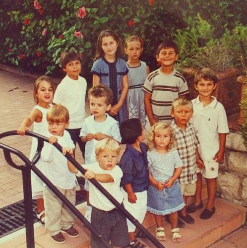 Дети Романа Абрамовича отдыхают на юге Франции уже много лет