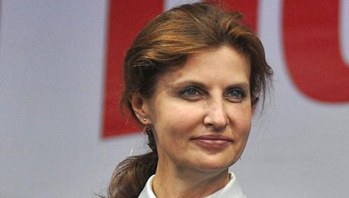 Вот так выглядит Марина Порошенко в обычной жизни