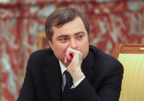 Владислав Сурков Фото: М. Стулов/Ведомости