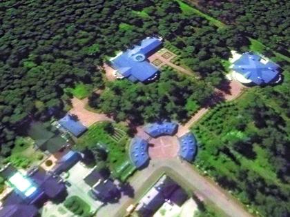 Загородный комплекс «Ландшафт» на какое-то время станет для олигарха тюремным