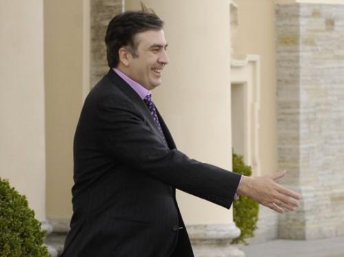 Михаил Саакашвили. Фото: Александр Астафьев