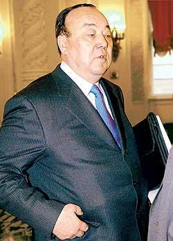 Муртаза Рахимов. Фото с сайта kompromati.ru