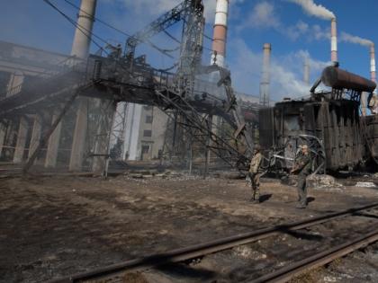 С Украины в Россию переехал целый завод – восстановление разрушенных цехов обошлось бы дороже переезда Jan A. Nicolas/Global Look