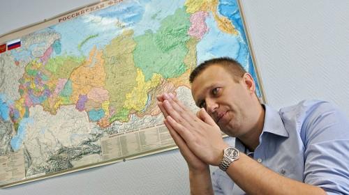Алексей Навальный.  Фото: Сергей Киселев, Коммерсантъ