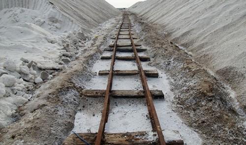 Производство соли -- один из главных бизнес-интересов Артема ЧайкиФото РИА Новости