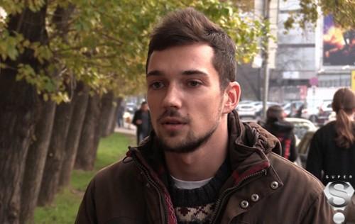 Приятель Ольги Зарецкой — Егор