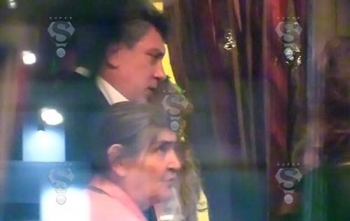 Борис Немцов с матерью