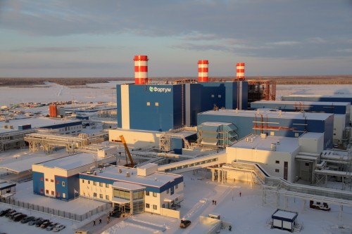Няганская ГРЭС. Фото с сайта pravdaurfo.ru
