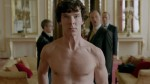 benedict cumberbatch shirtless sherlock