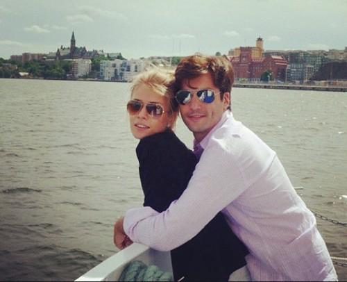 Борис Ельцин и его бывшая невеста Елена